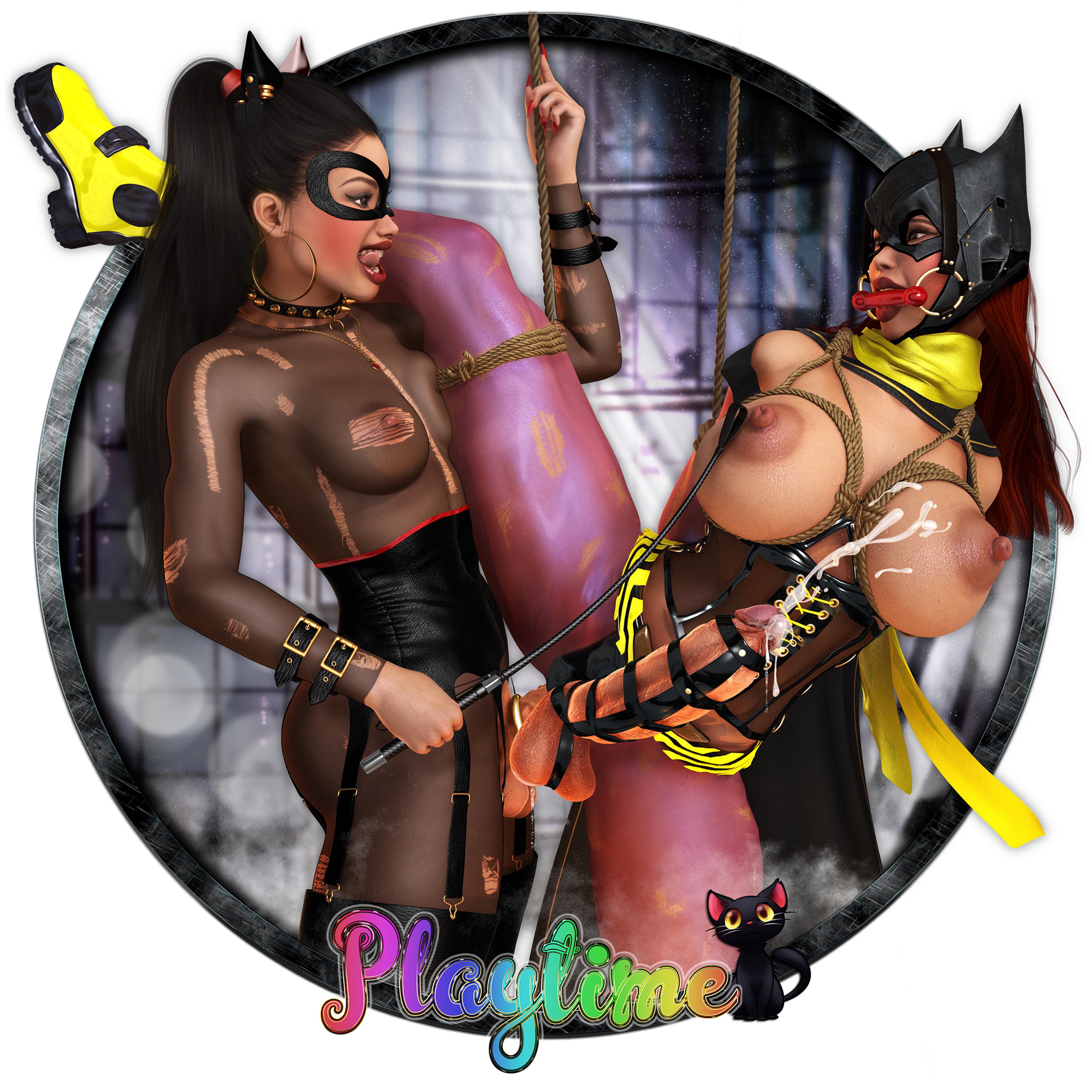 Playtime - Futa Version