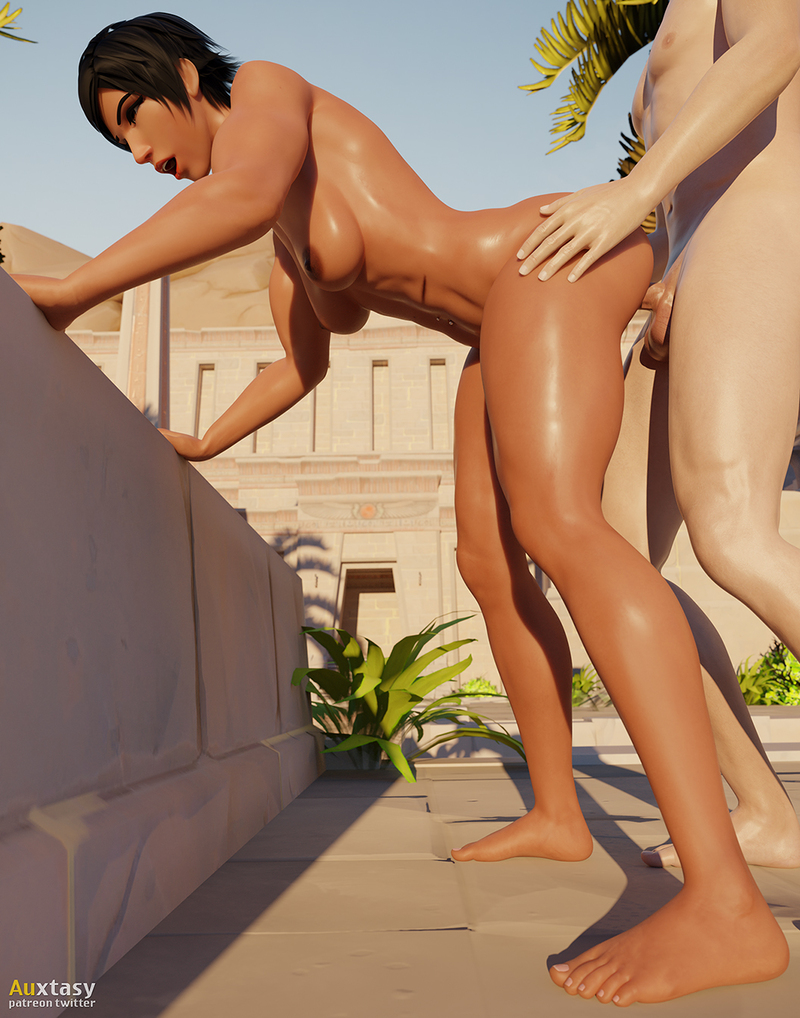 Pharah fucked in ass