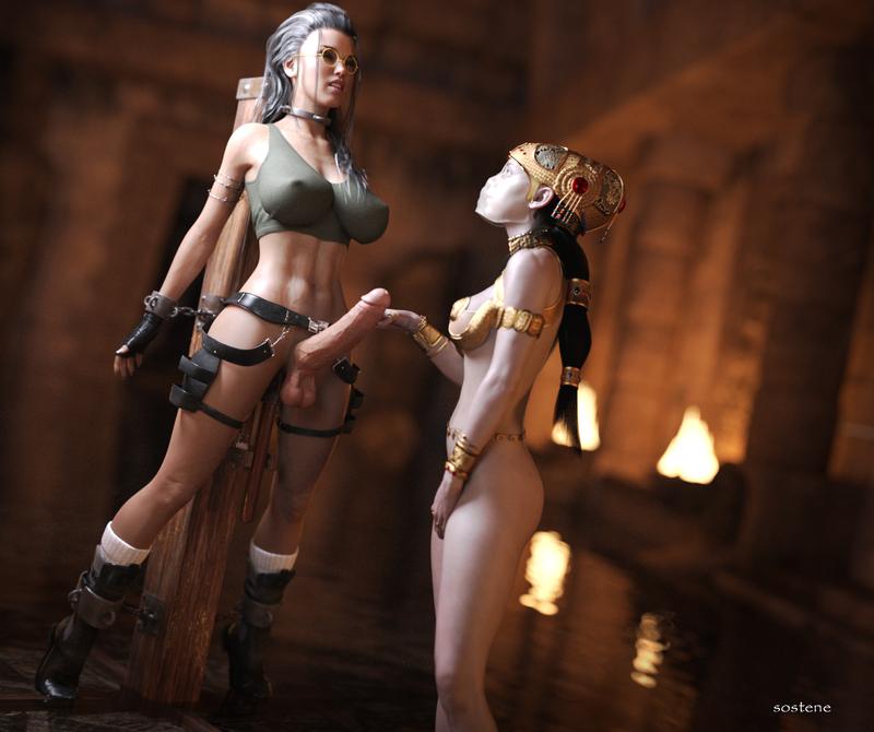 Lara's peril