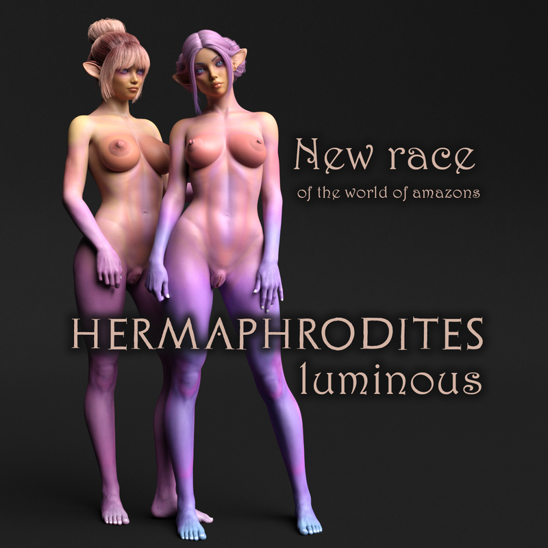 Elf (new race hermaphrodites)