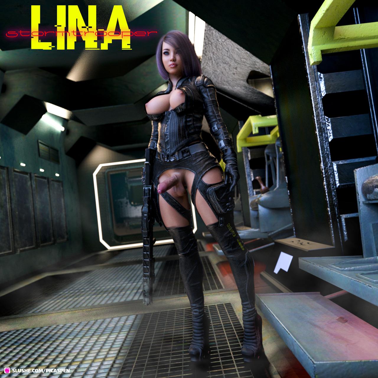 stormtrooper Lina