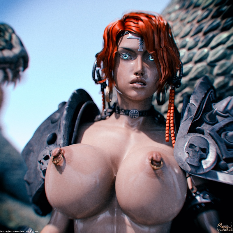 HUGE TIDDY BARBARIAN