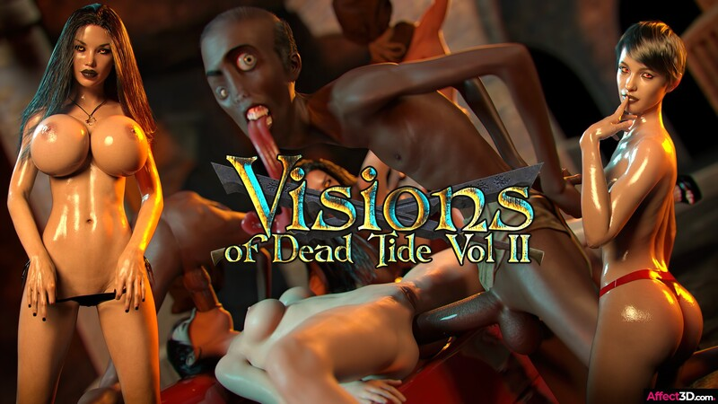 VISIONS OF DEAD TIDE VOL II