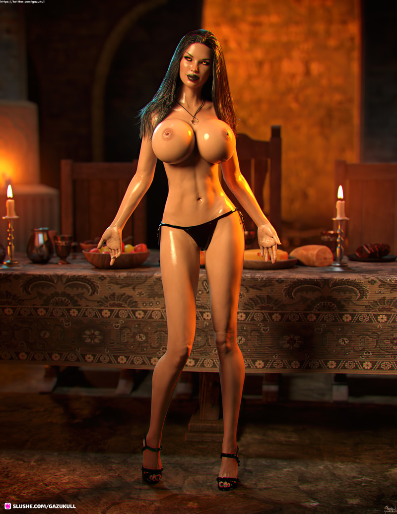 JESSENIA FROM VISIONS OF DEAD TIDE VOL 2