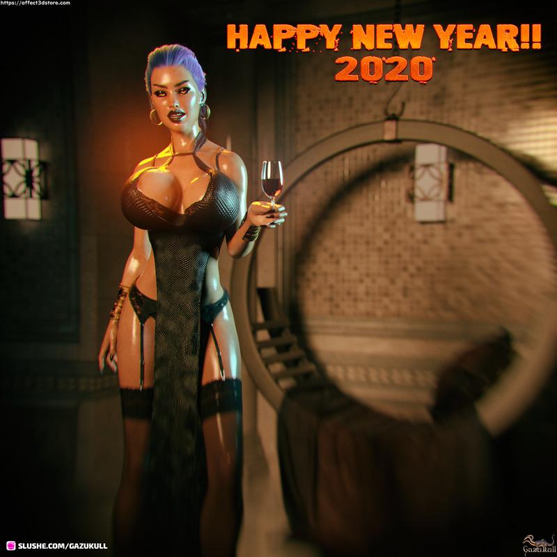 HAPPY NEW YEAR 2020!!!