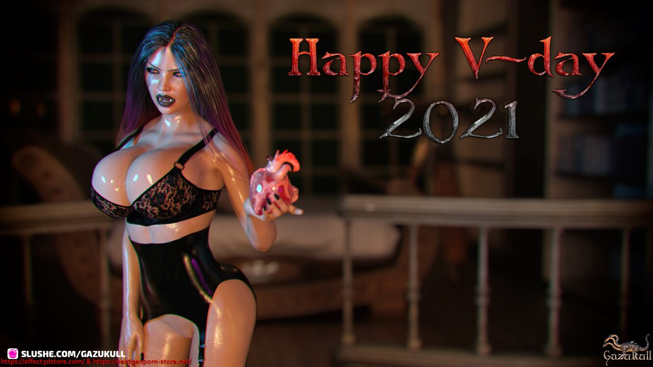 Happy V-day 2021