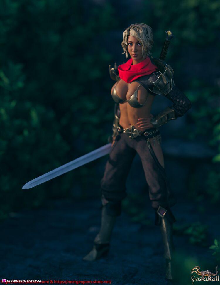 Gyaru Warrior