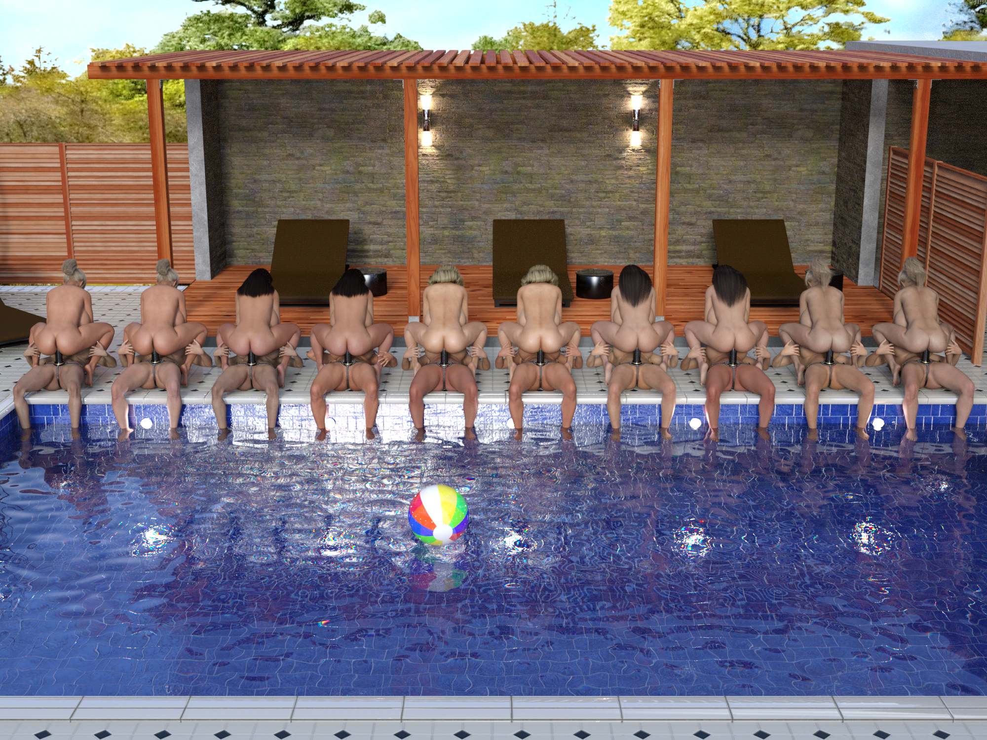 Clones Do some Entertaining - Picture 8