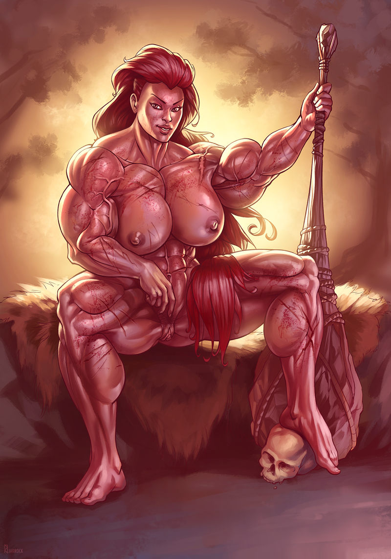 Venus of the Amazons [commission]