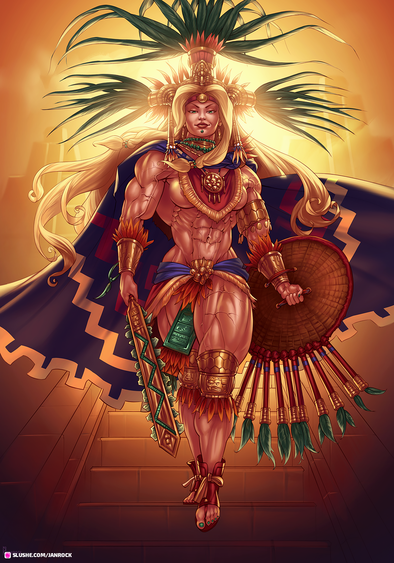 Quetzalcoatl [commission]