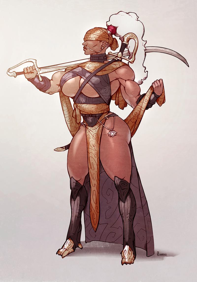 Zerrikanian Witcher
