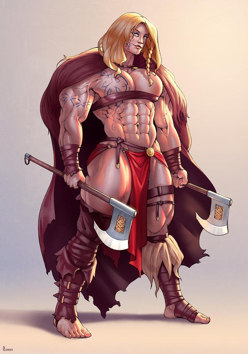 Sigrid [commission]