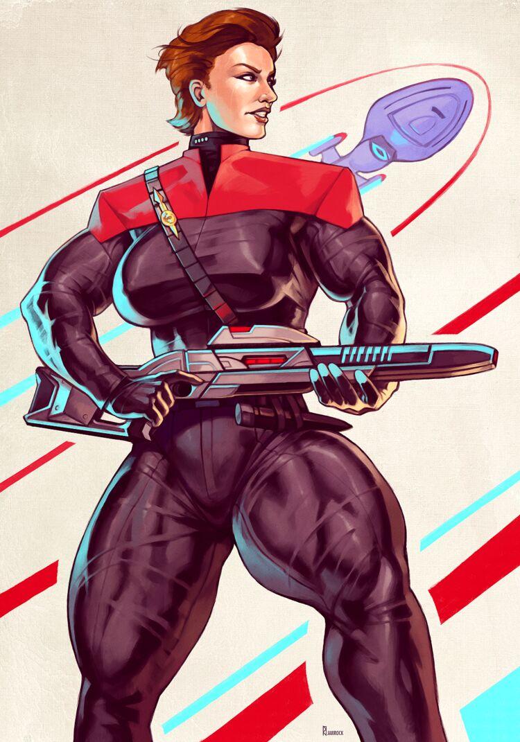 Warlord Janeway