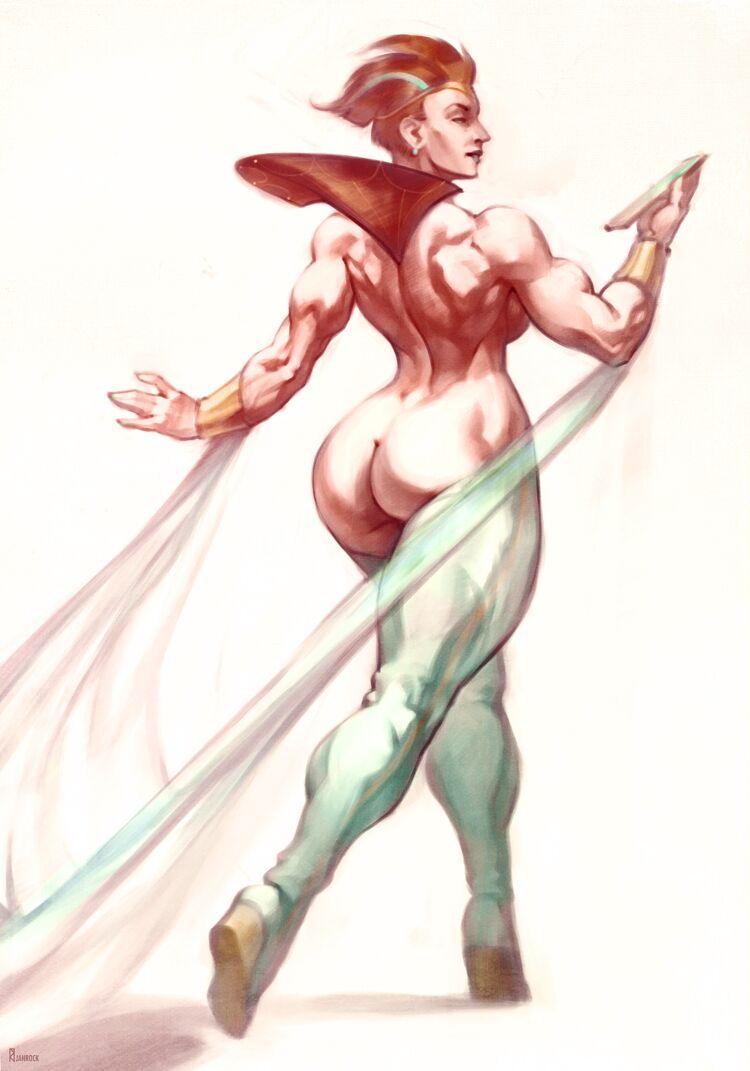 Booty Baroness