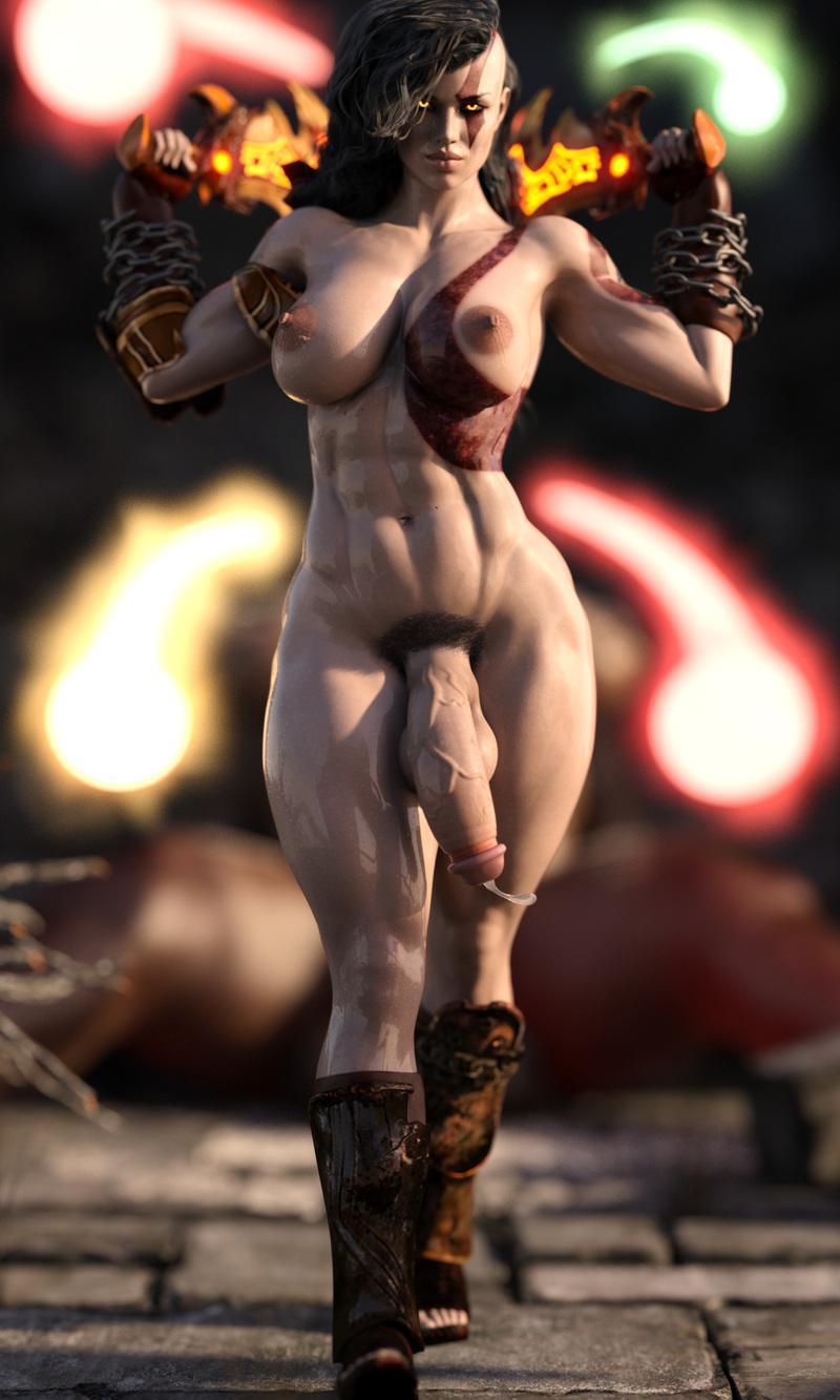 Krata - Goddess of Whore (Mini-Comic)