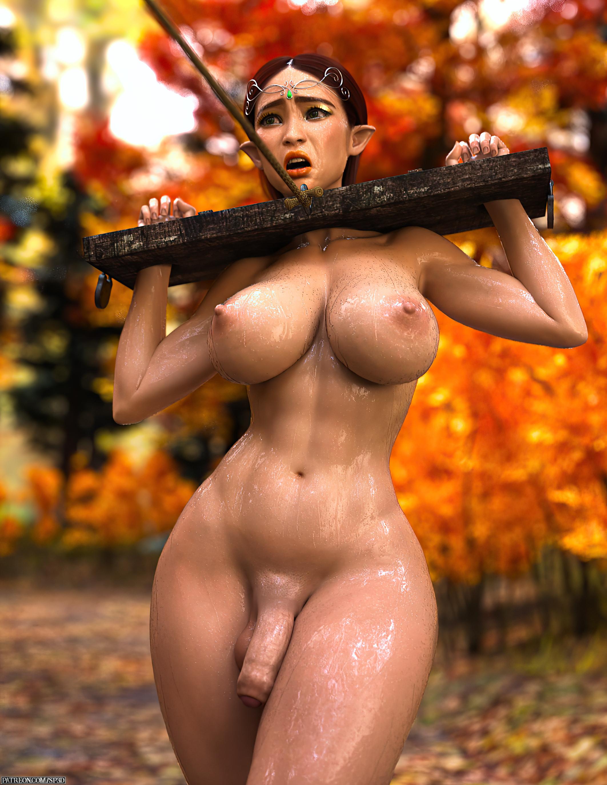 Wood Elf's New Toys