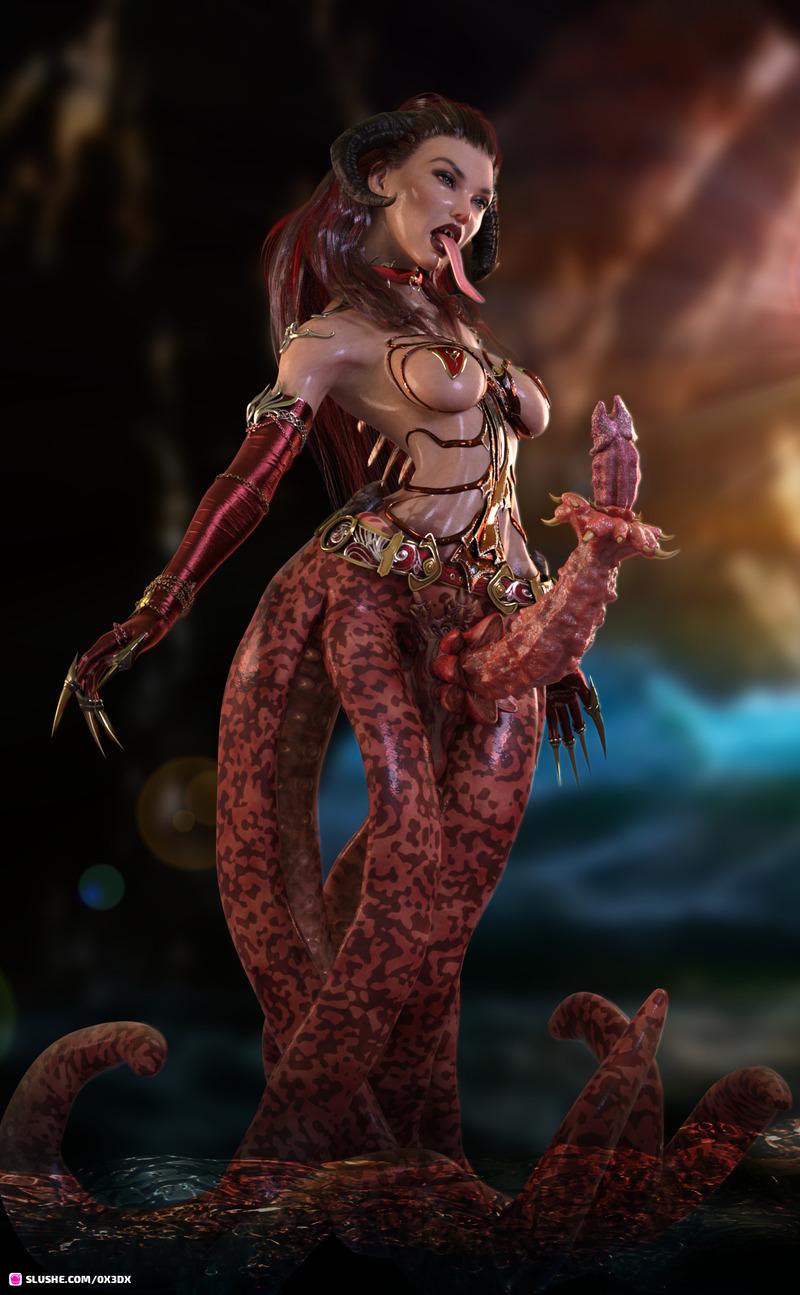 Octoqueen Aurelia