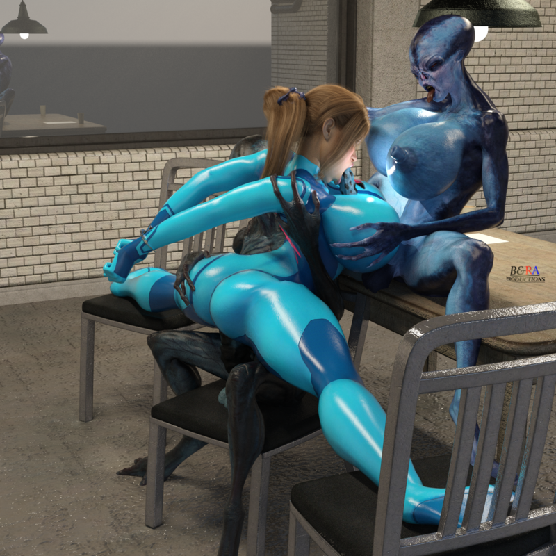 Samus - Alien Interrogation