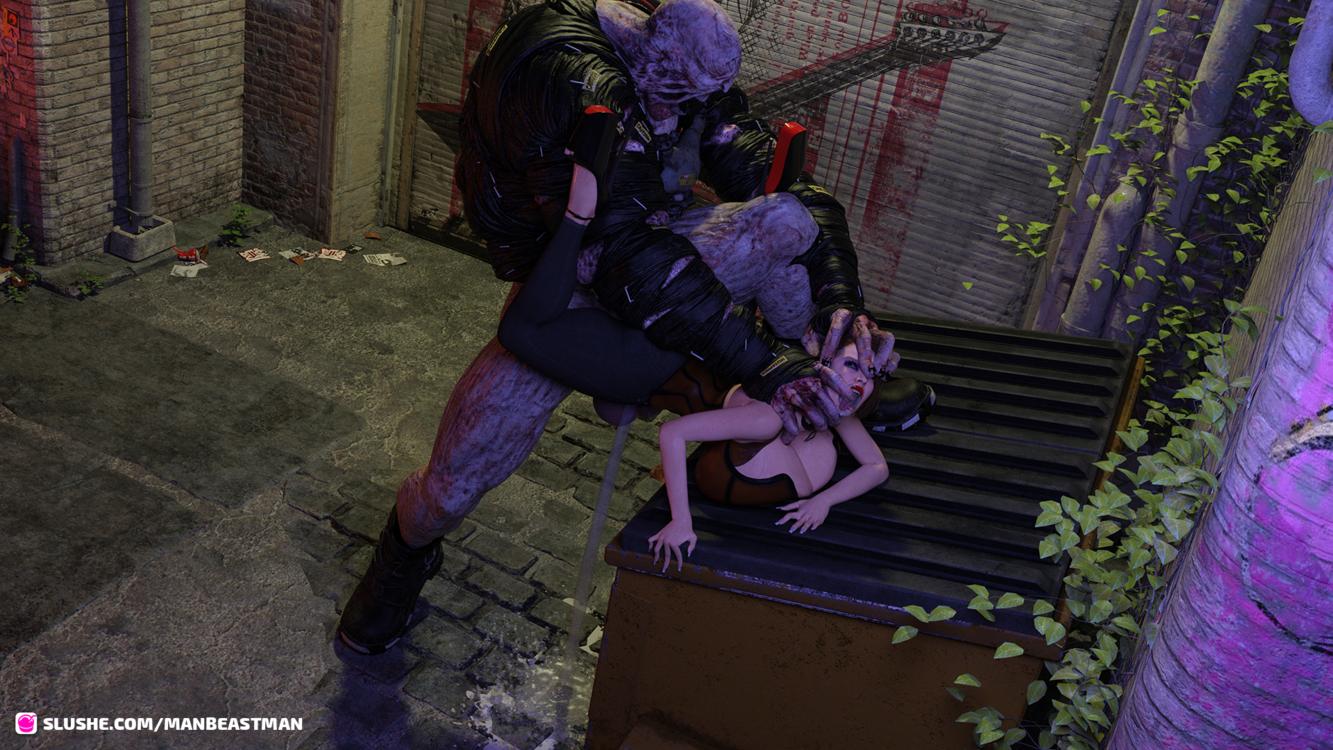 Jill - Captured by Nemesis