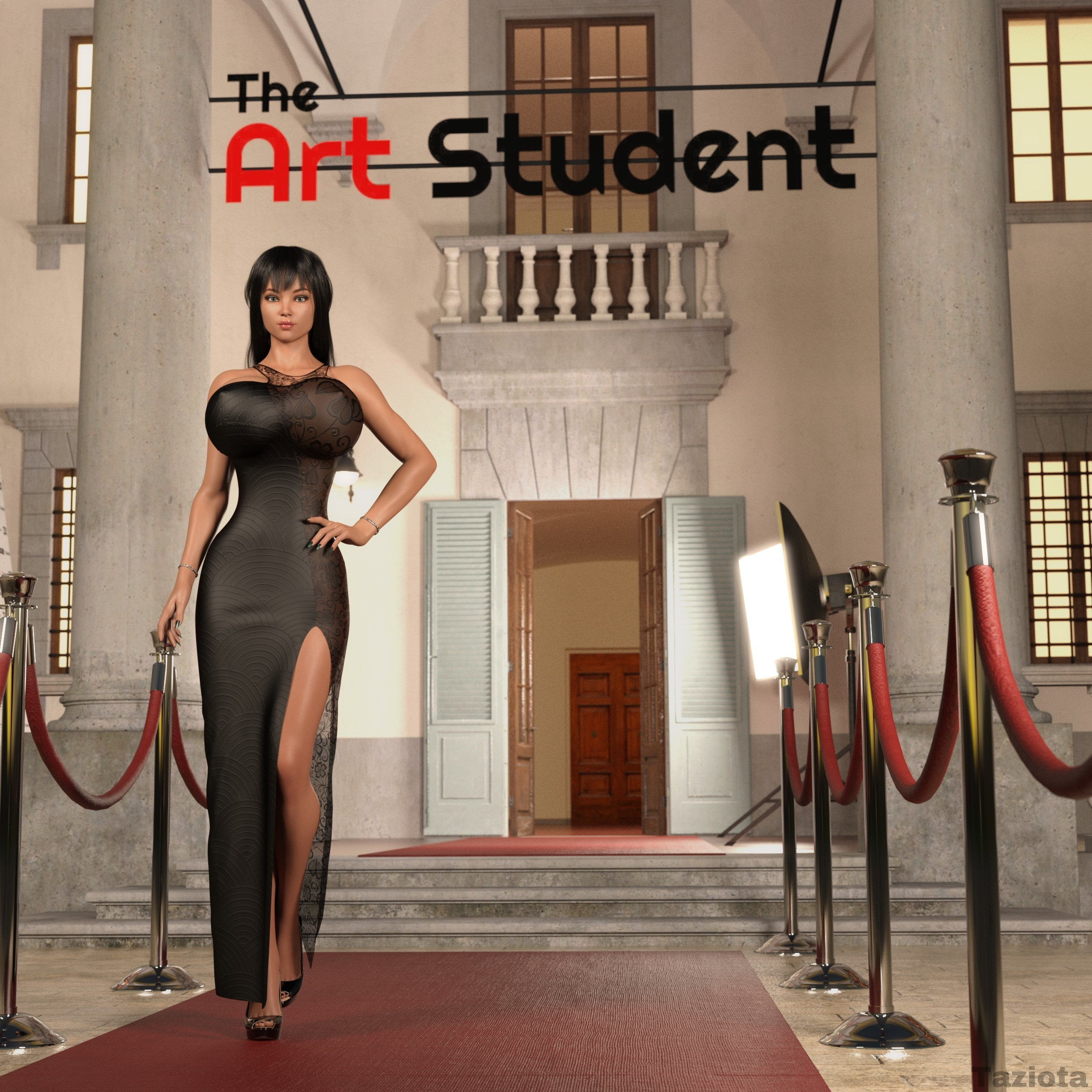 Premiere Party: The Art Student