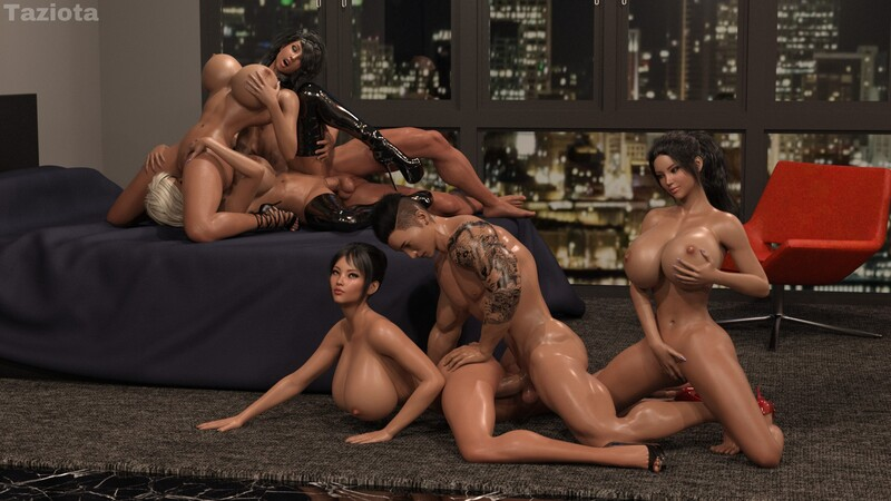 Orgy and the City