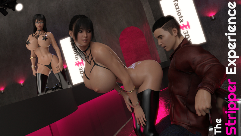 Available Now: The Stripper Experience