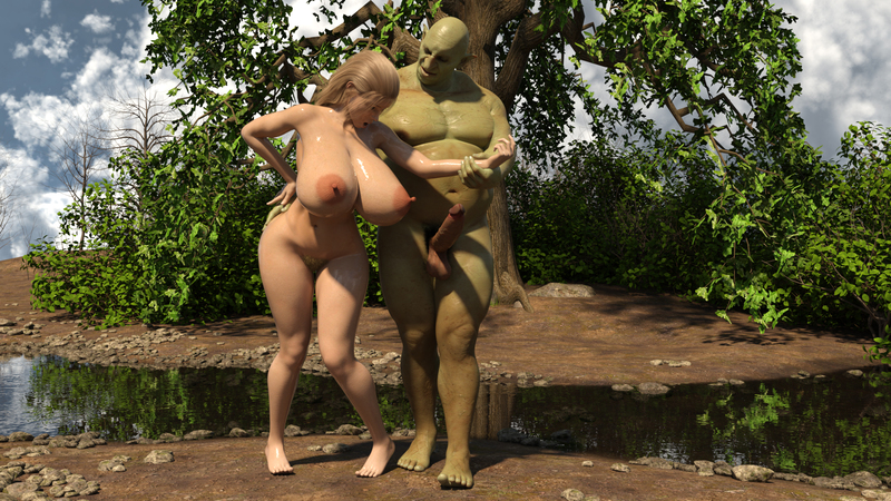 The Ogre and the Maiden Fair