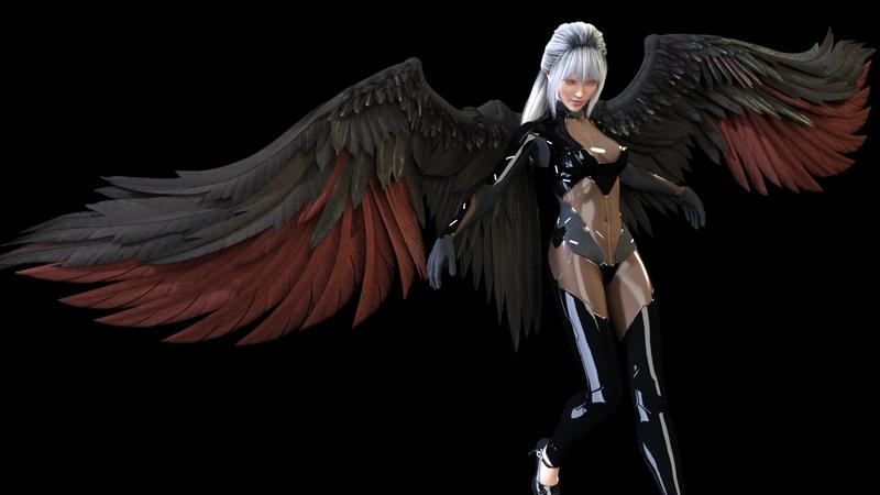 Art Contest : Angel & Demons
