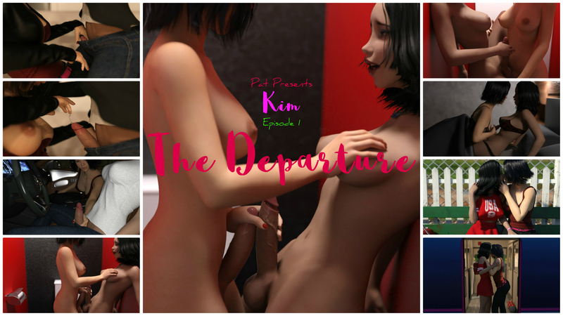 """Kim ep.1 - """"The Departure"""" - Published"""