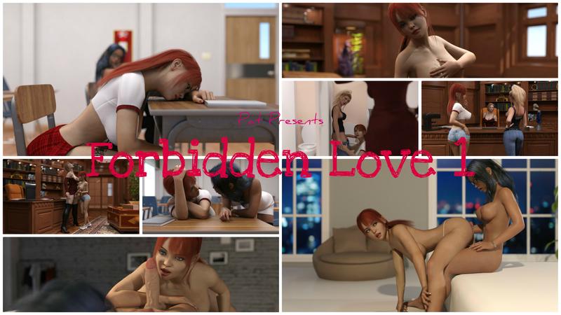 """Forbidden Love 1"" - Published"
