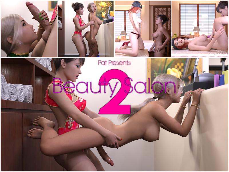 """Beauty Salon 2 "" - Published"