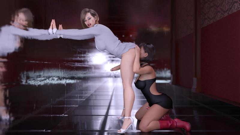 """Pole Dancers 3 - Nancy"