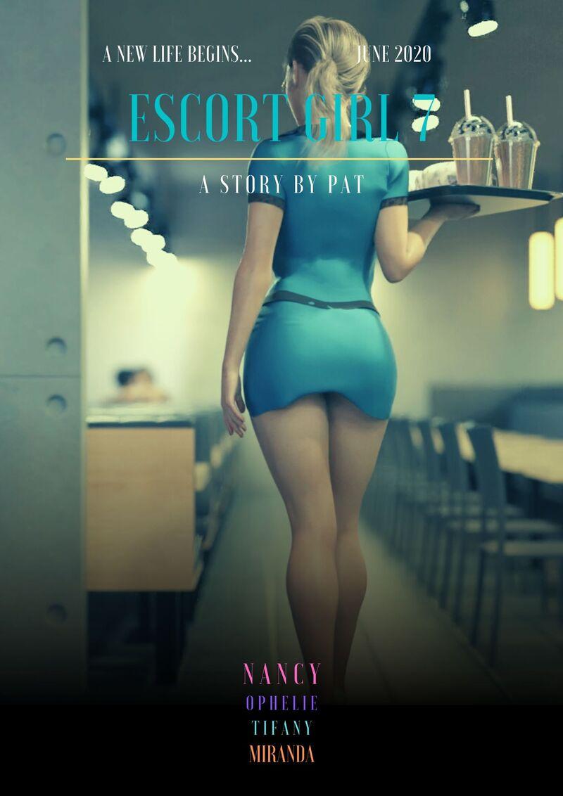 """""""Nancy - Escort Girl 7"""" - Published"""
