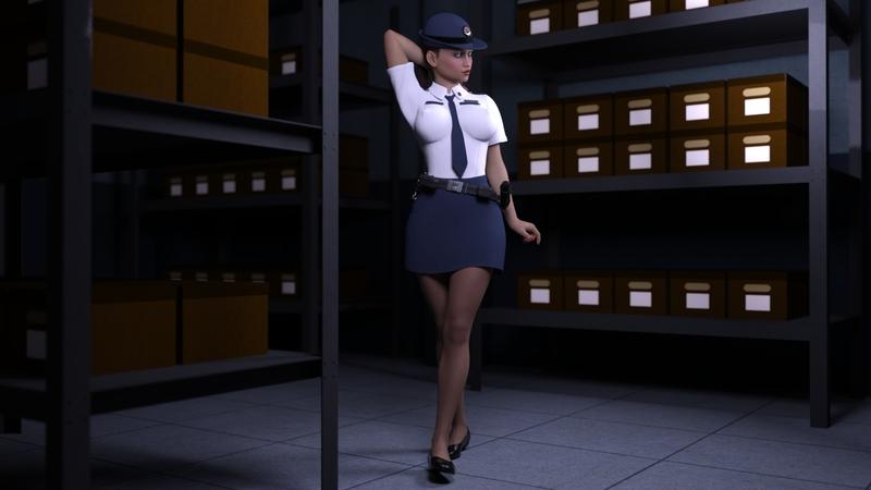 """Sensual Workout 7"" - New girl & Upcoming series"