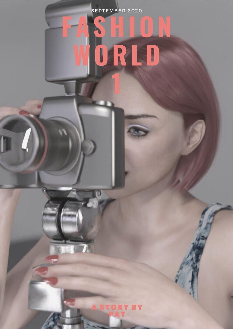 """""""Fashion World 1"""" - Published"""