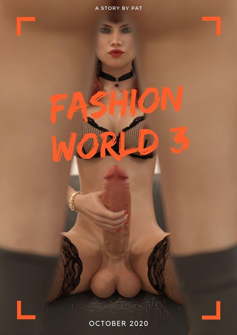 """""""Fashion World 3"""" - Published"""