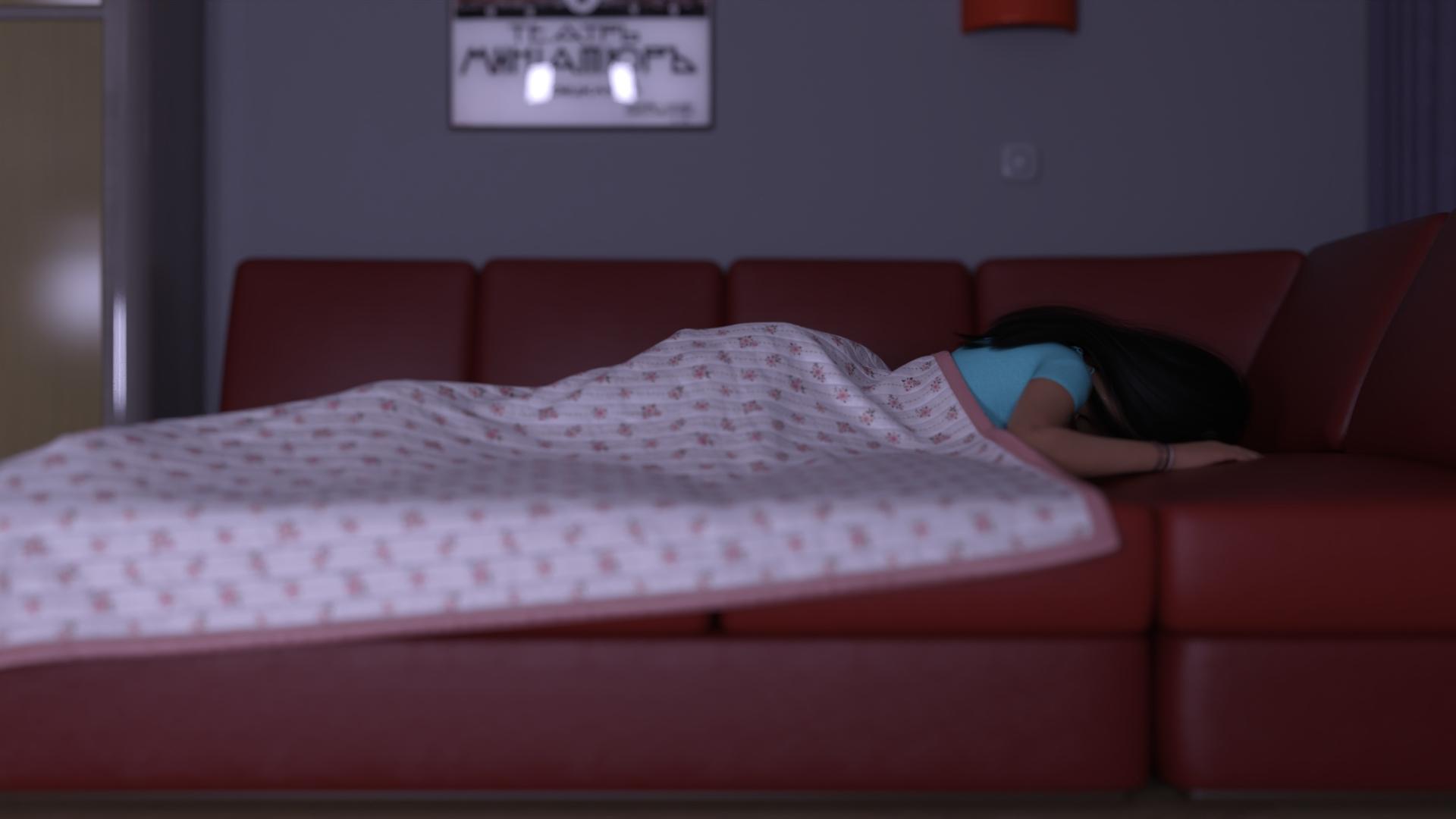 """Restless Night"" - Free little story"