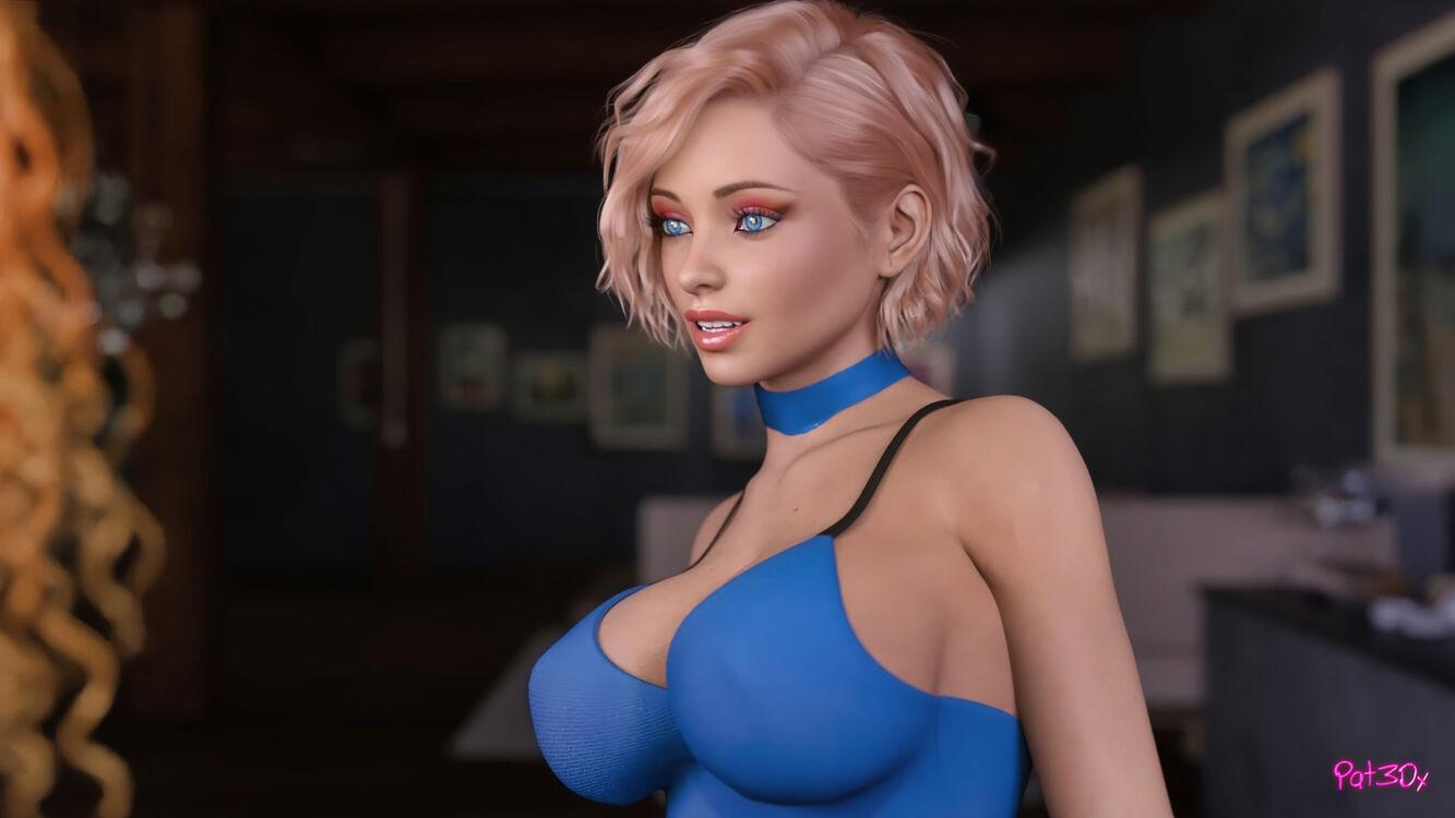 """Painter's Life 2"" - Marilyn"