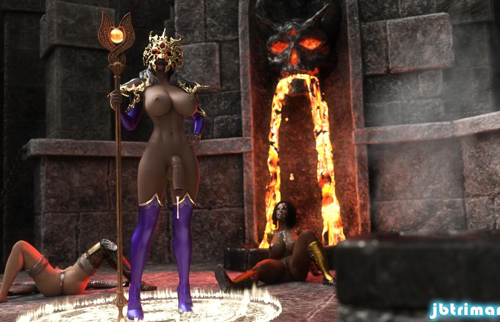 Lust Demon Queen