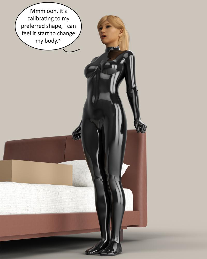 Feminization Morphsuits