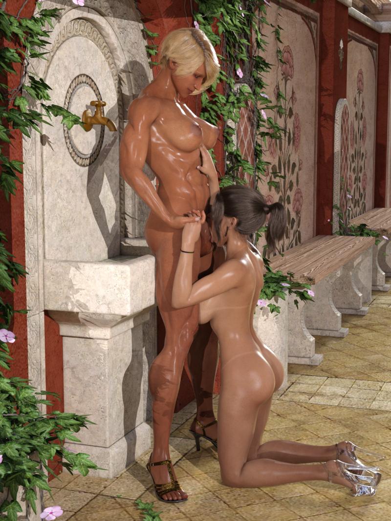 Athena & Aphrodite, all the way