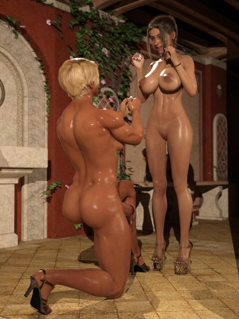 Athena & Aphrodite, ending story