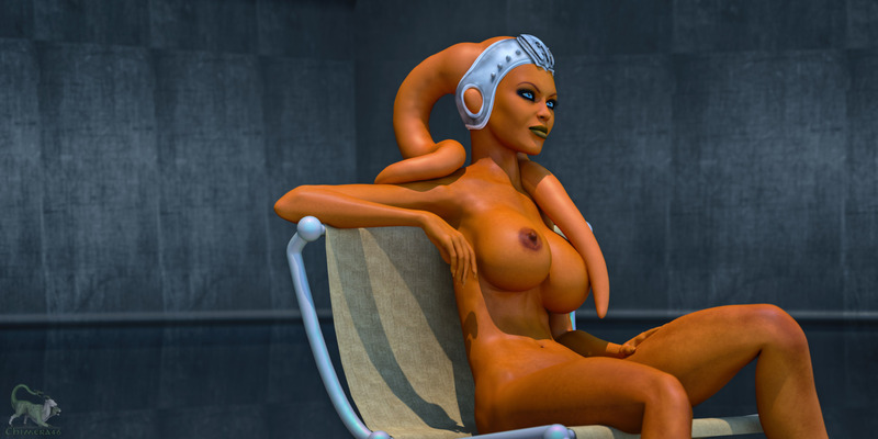 May the 4th be with you (Twi'lek Collection)
