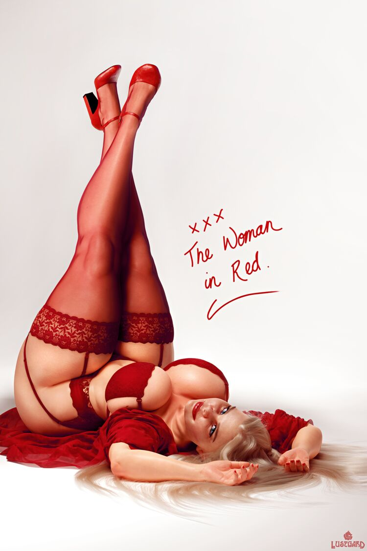 """""""The Woman In Red"""""""