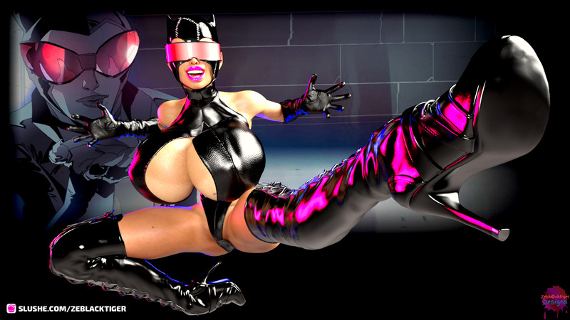Version Catwoman of Belinda