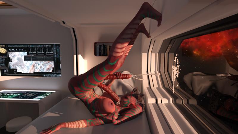 Alien Futa 2