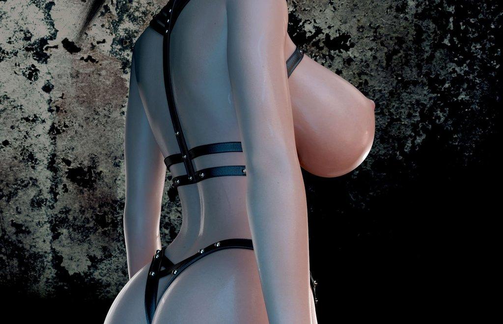 Lanessa's Sexy Ass