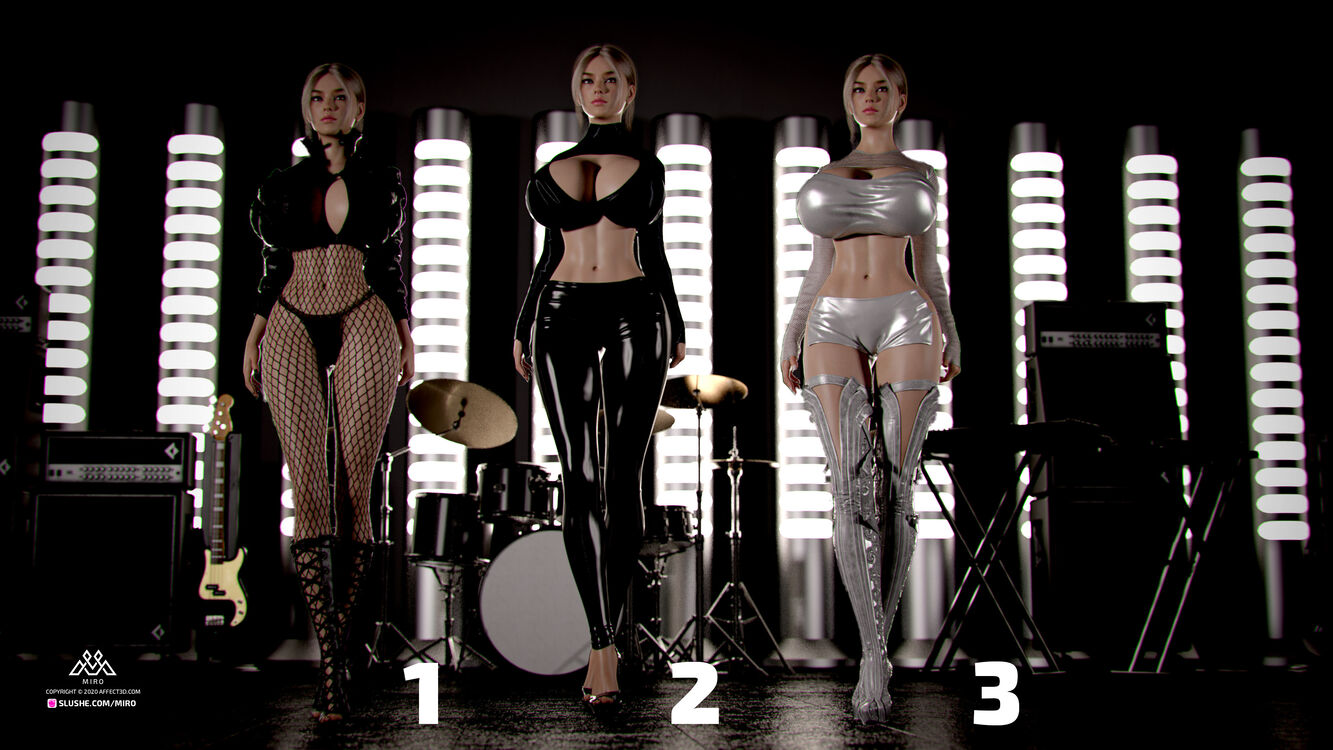 Vote: Which outfit do you like the most?