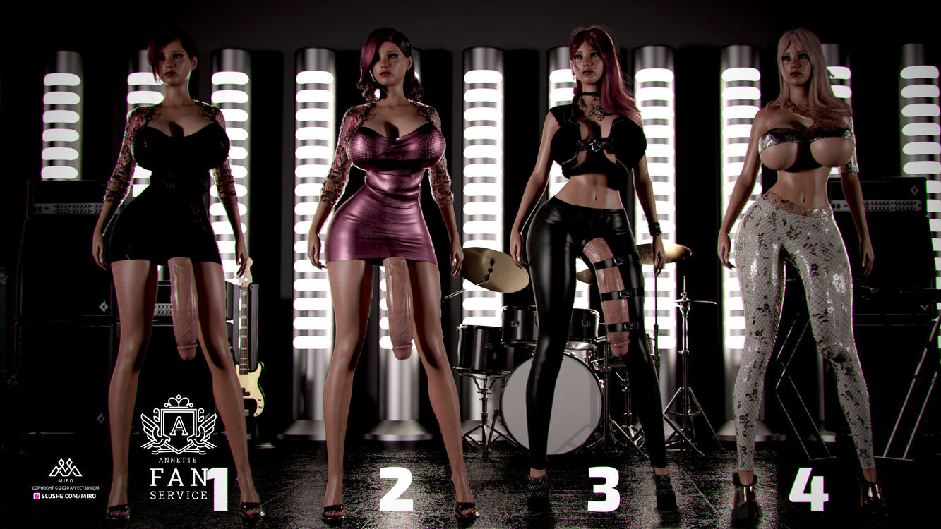 Vote: Which out fit do you prefer for Sayako in Fan Service?