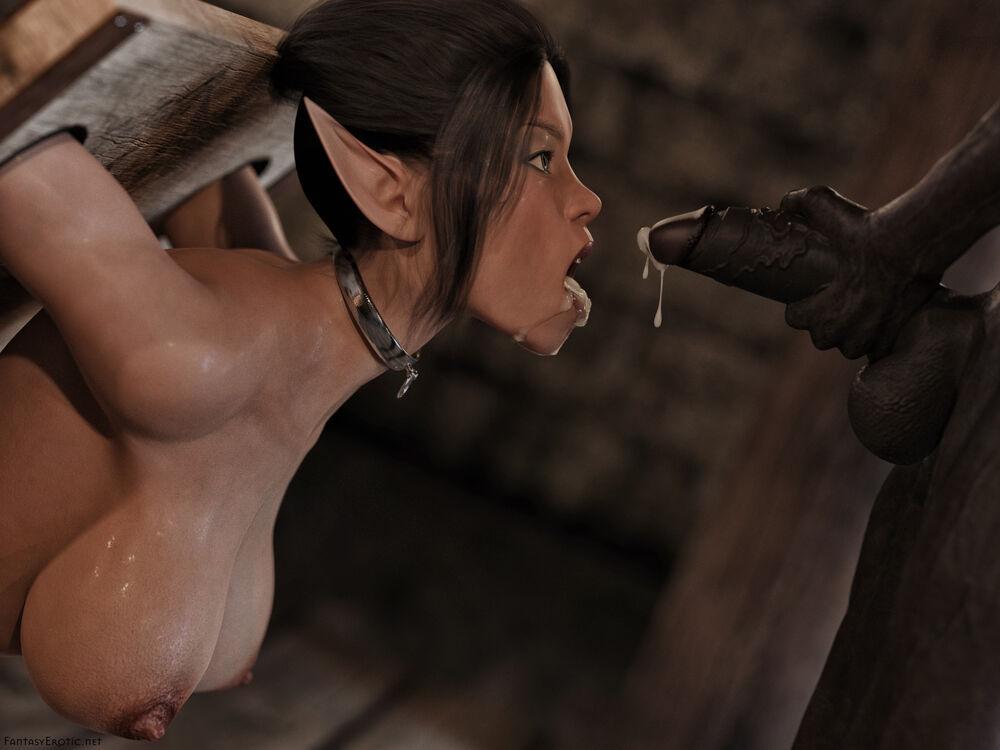 Slave Elf Nia